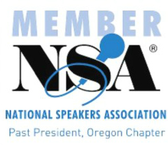 Patrick Galvin Past President NSA, Oregon Chapter