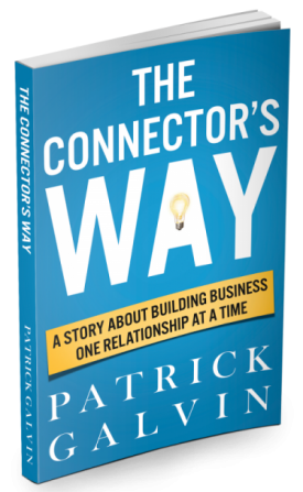 The Connector's Way by Patrick Galvin