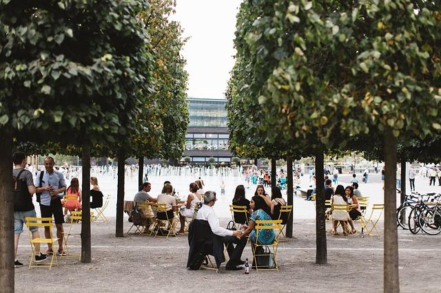 Social Connection - Village Square