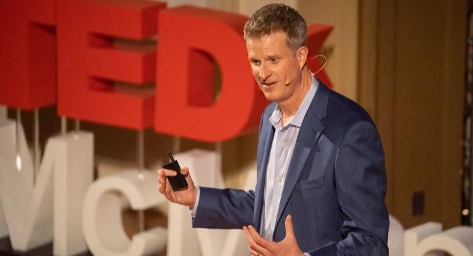 Patrick Galvin My TEDx Talk